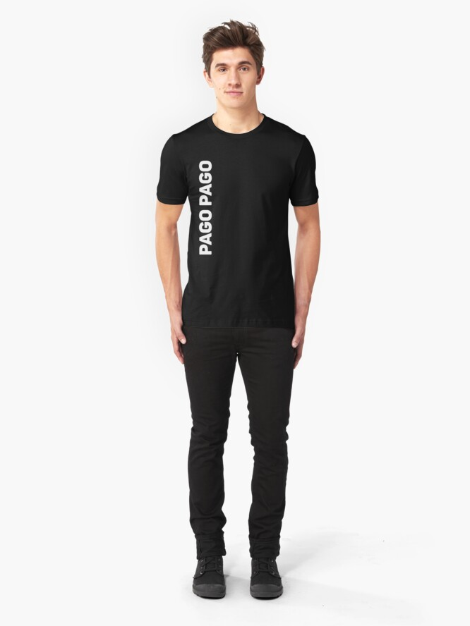 Alternate view of Pago Pago Slim Fit T-Shirt