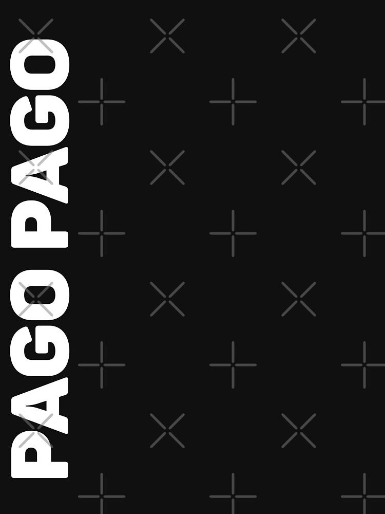 Pago Pago by designkitsch