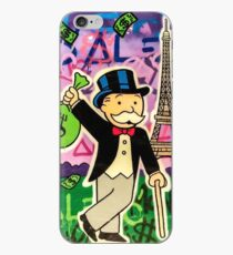 Alec Monopoly in Paris iPhone-Hülle & Cover