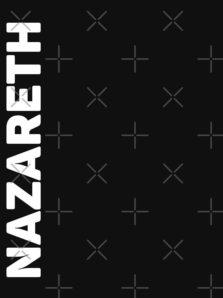 Nazareth by designkitsch