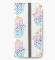 Rainbow Hamsa iPhone Wallet/Case/Skin