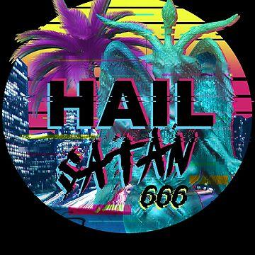 granizo satan vaporwave estética # 2 de FandomizedRose