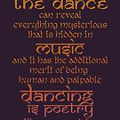 Dance quote by Anna R. Carrino