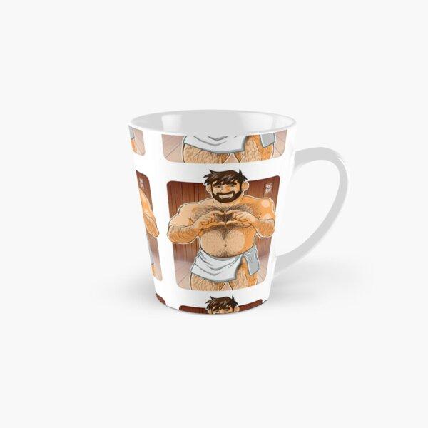 ADAM LIKES SAUNAS Tall Mug