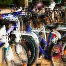 The bike rack #02 by LouD