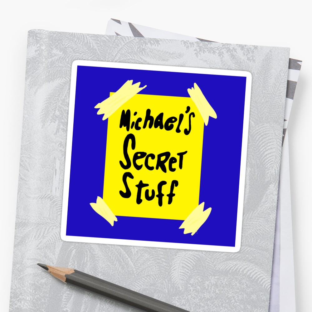 Michael\'s Secret Stuff - Space Jam Bottle \