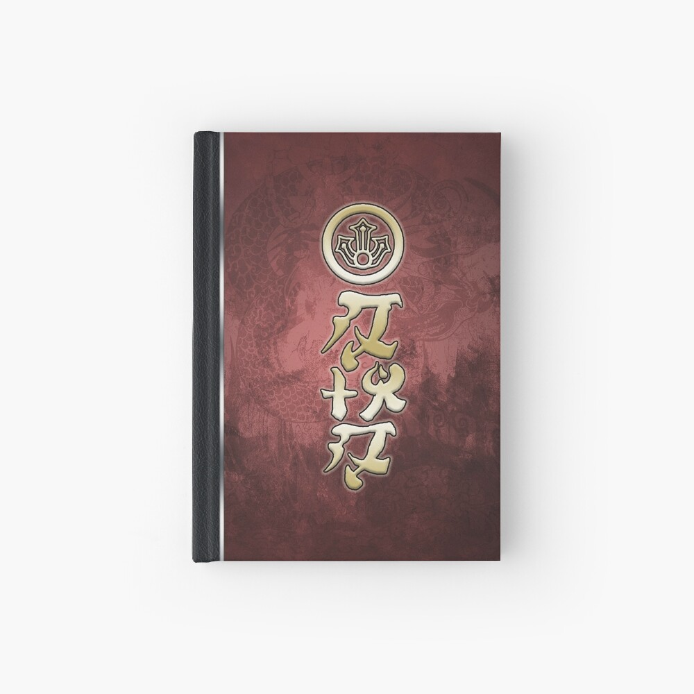 Dragon-Blooded: House Cathak Hardcover Journal