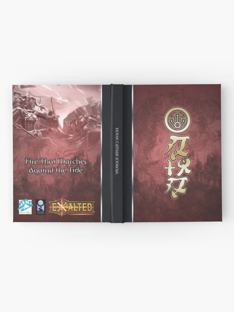 Alternate view of Dragon-Blooded: House Cathak Hardcover Journal