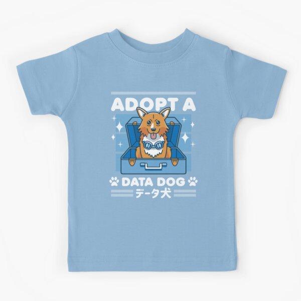 Adopt a Data Dog Kids T-Shirt