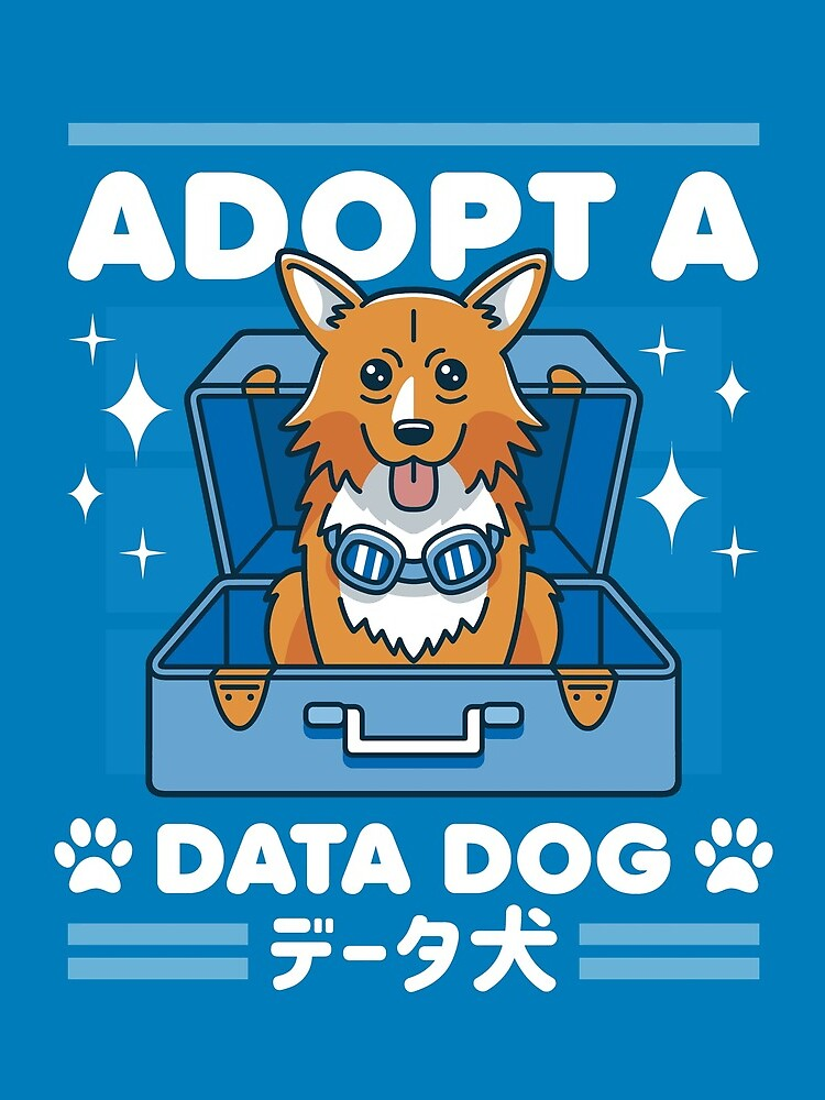 Adopt a Data Dog by Adho1982