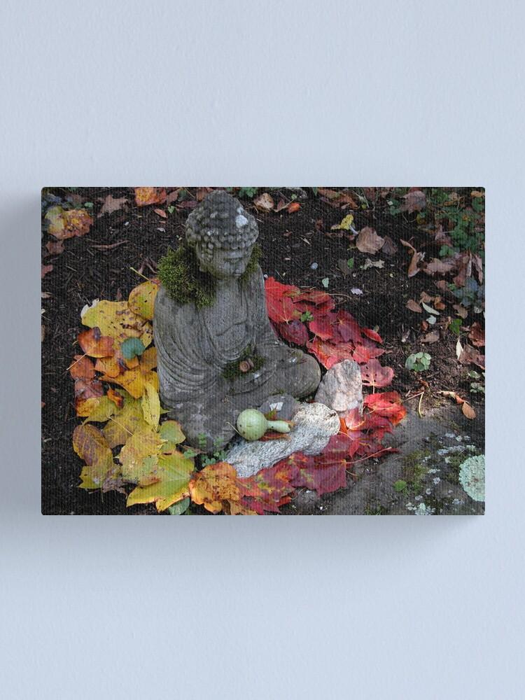 Alternate view of Buddha Mandala  Canvas Print