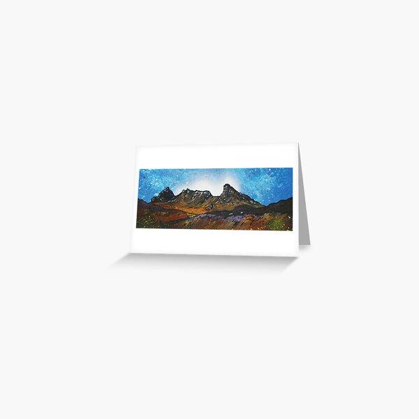 The Cobbler (Ben Arthur), Arrochar, Scottish Western Highlands Greeting Card