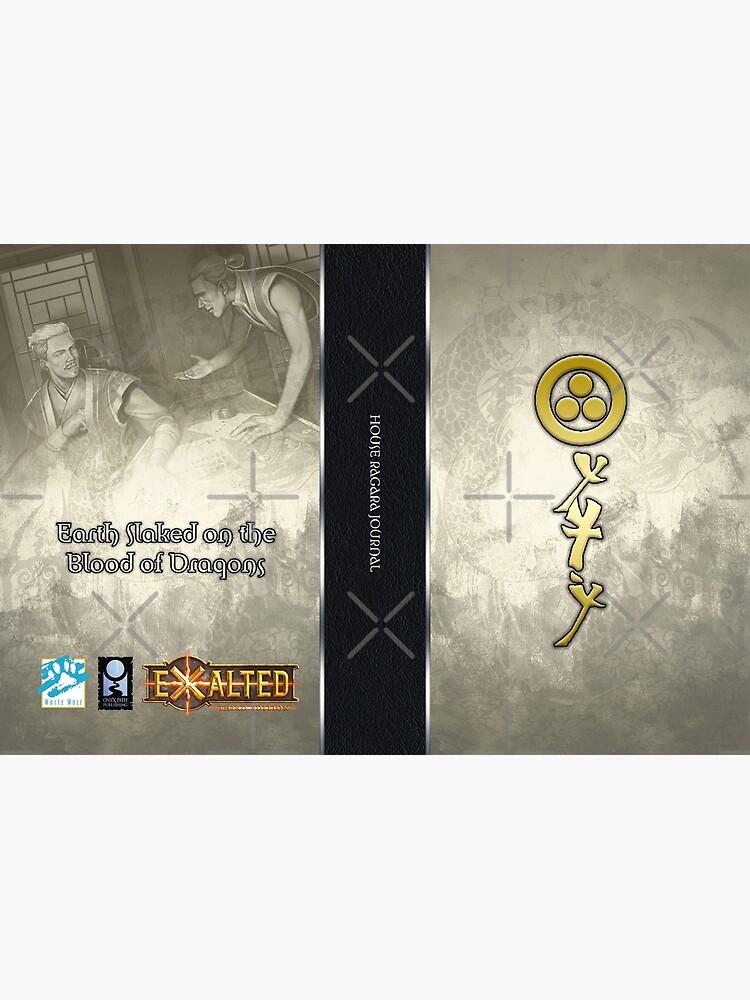 Dragon-Blooded: House Ragara by TheOnyxPath