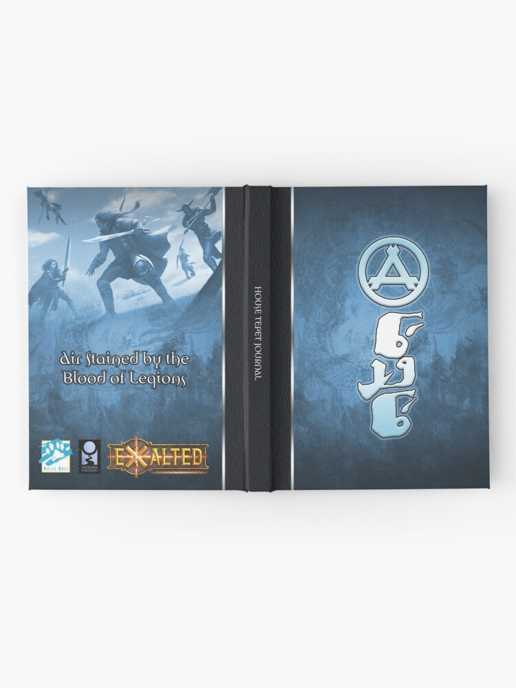 Alternate view of Dragon-Blooded: House Tepet Hardcover Journal