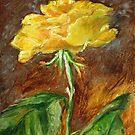 Rose by Olga Gorbacheva