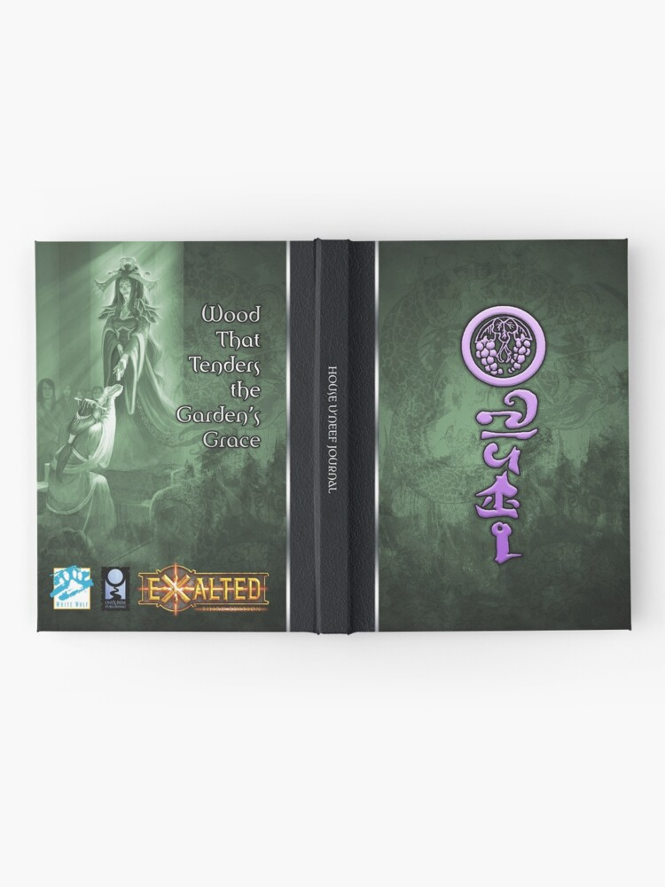 Alternate view of Dragon-Blooded: House V'neef Hardcover Journal
