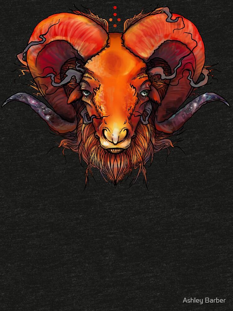 Zodiac Series: Aries by PHOSPHORUS