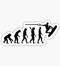 Evolution Wakeboarding Sticker