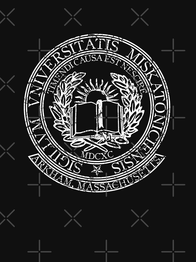 Miskatonic University | Unisex T-Shirt