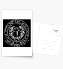 Miskatonic University Postcards