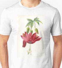 FLOWER LITHOGRAPH T-Shirt