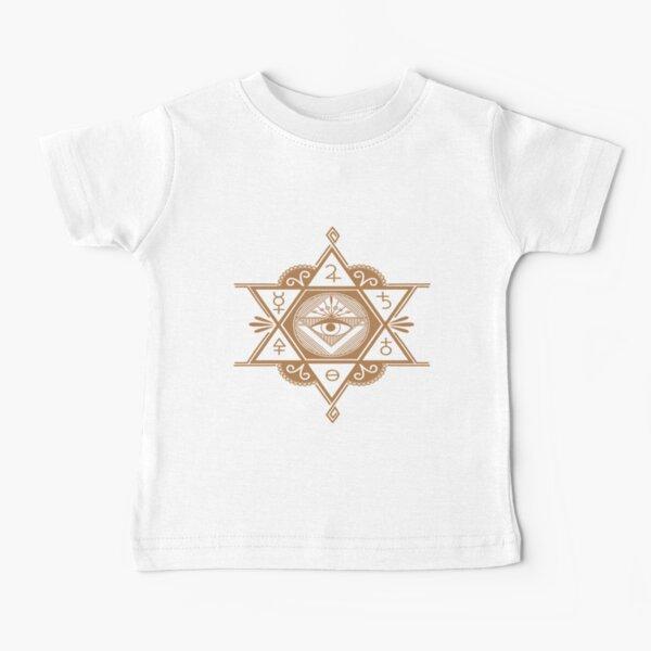#AlChemistry #Mystical #Symbol Baby T-Shirt