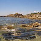 Brittany coast near Kerdalé by 29Breizh33