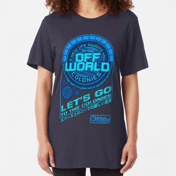 Off World Slim Fit T-Shirt