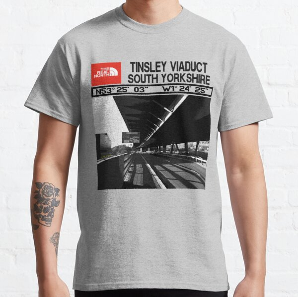 The Real North-Tinsley Viaduct South Yorkshire  Classic T-Shirt