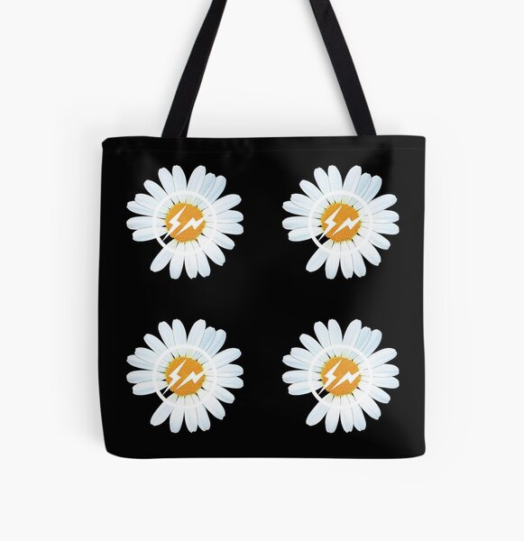 Peace minus one art  All Over Print Tote Bag