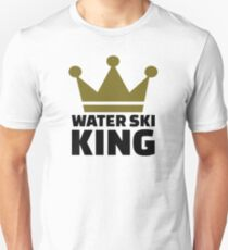 Water ski King Unisex T-Shirt