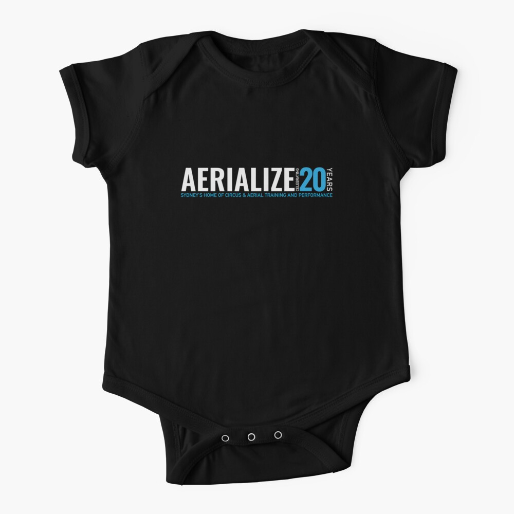 Aerialize Official 20th anniversary Merchandise Baby One-Piece