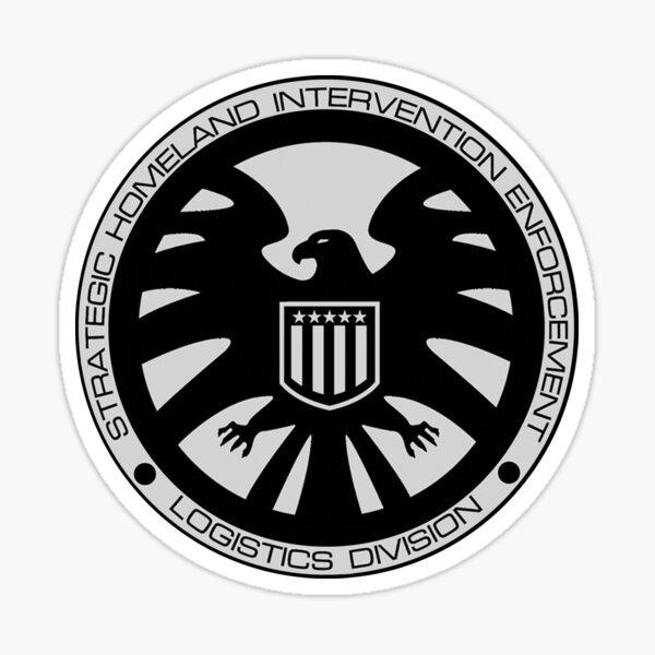 Agents Logo Sticker