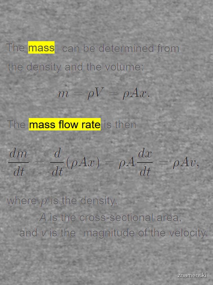 #Mass #Flow #Rate #MassFlowRate  by znamenski