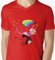 Funny siamese twins fairies. T-Shirt