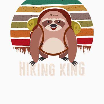 Lazy Sloth Apparel by doggopupper