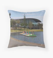Adelaide Convention Centre Throw Pillow