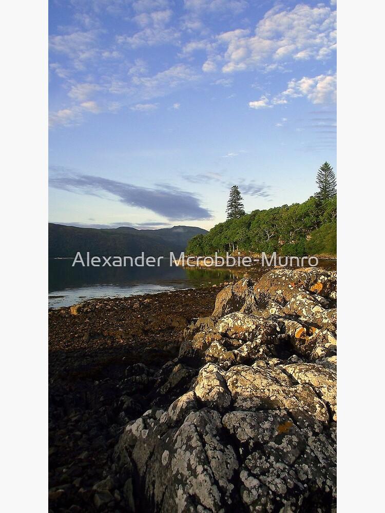 Loch  Sunart by Alexanderargyll