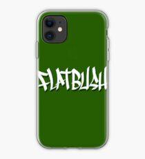 FLATBUSH iPhone Case