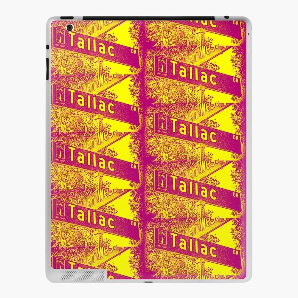 Tallac Drive, Arcadia, CA by MWP iPad Case & Skin