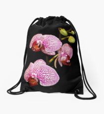 My First Orchids Drawstring Bag
