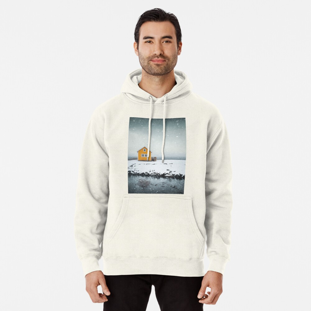 Falling Softly Pullover Hoodie