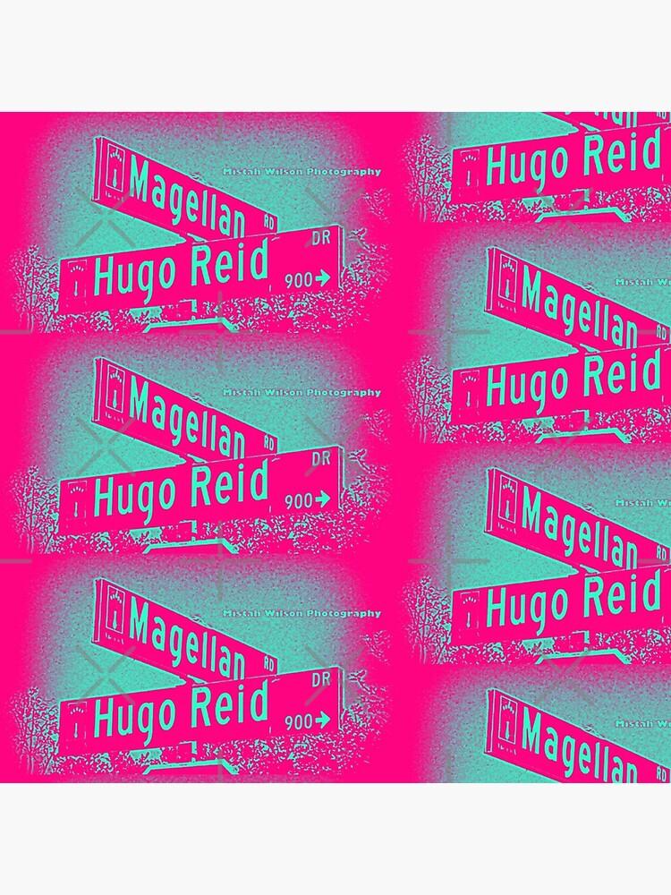 Magellan Road & Hugo Reid Drive, Arcadia, CA by MWP by MistahWilson