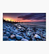 Amroth Sunrise Photographic Print