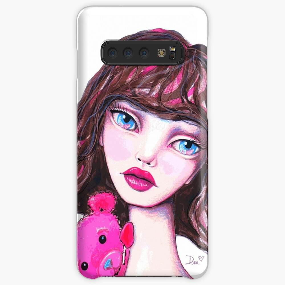 Beary Sweet - Color Version Case & Skin for Samsung Galaxy