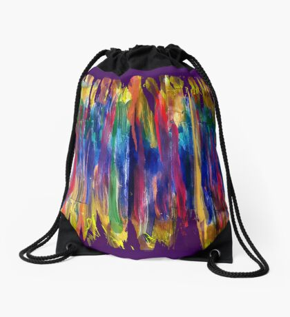 Flow Drawstring Bag