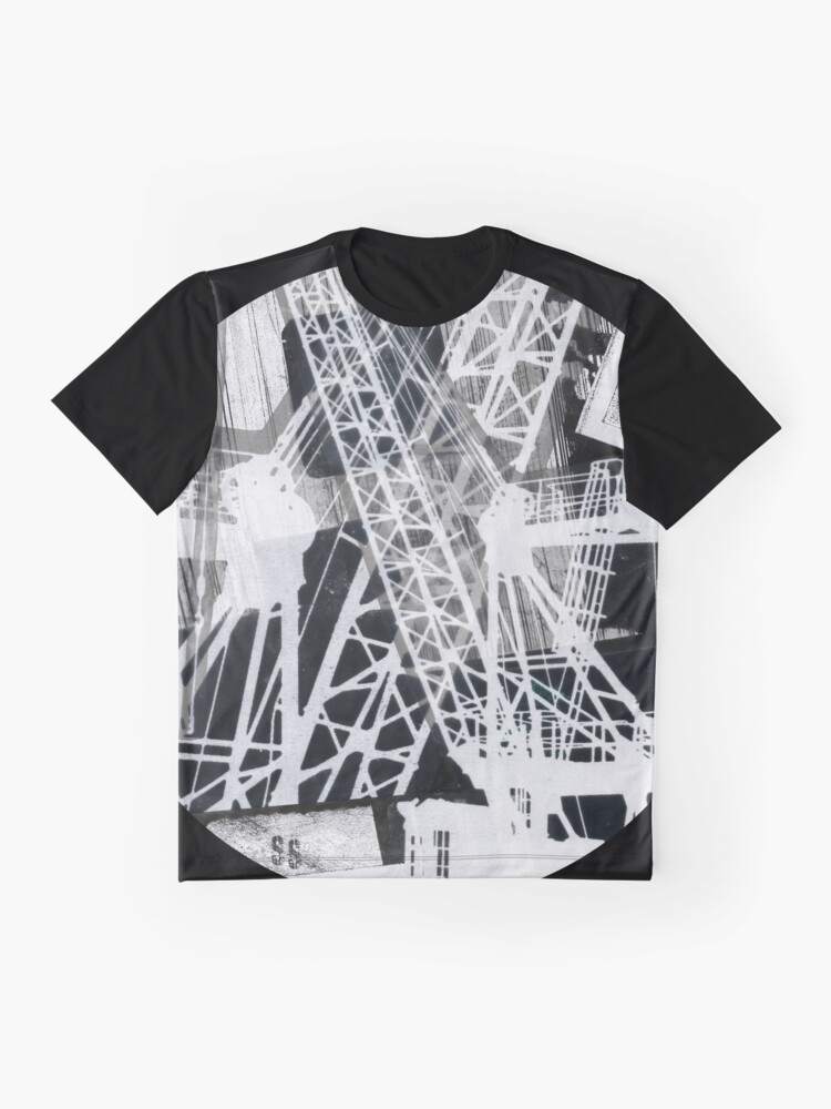 Alternate view of cockatoo island Graphic T-Shirt