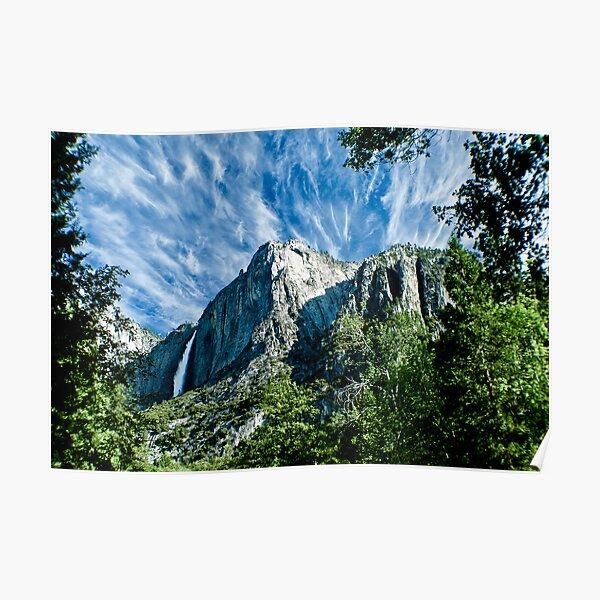 Upper Yosemite Falls Poster