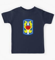 199th Infantry Brigade (United States) Kids Tee