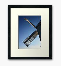 Jill the Windmill Framed Print
